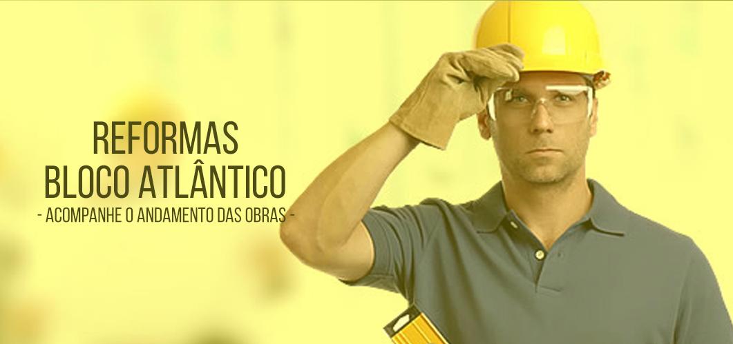 Obras Bloco Atlântico