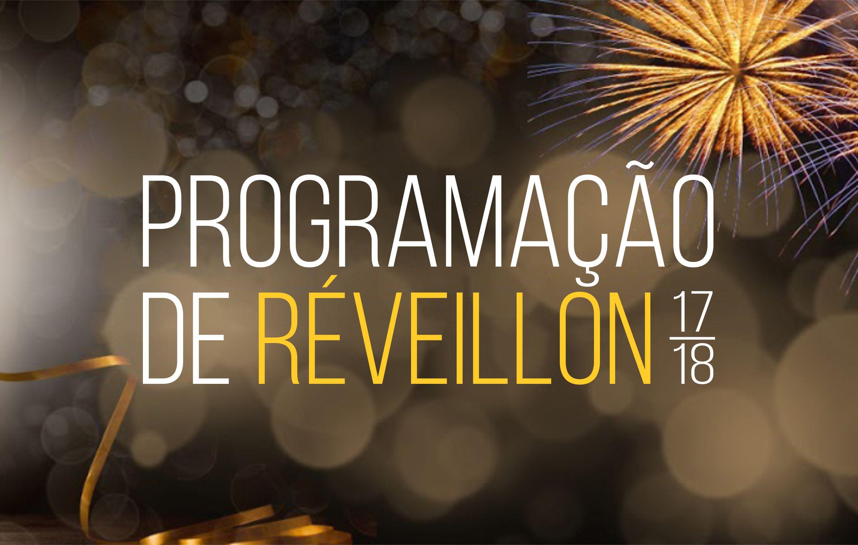 Programação Reveillon