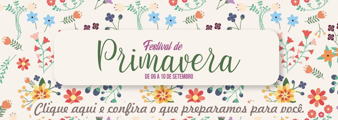 Festival de Primavera – 2017