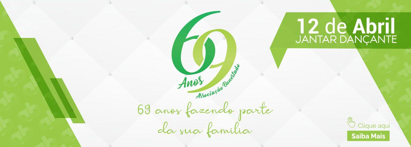 Aniversário AB 69 Anos