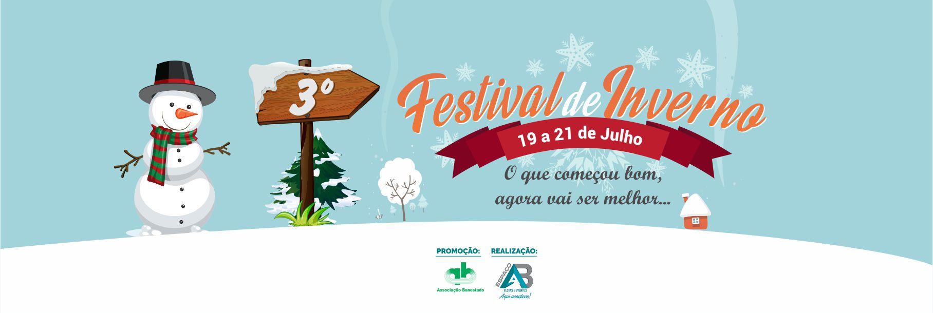 3º Festival de Inverno AB