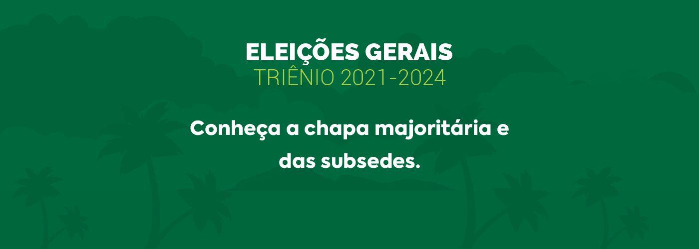 Chapas – Eleições 2021-2024
